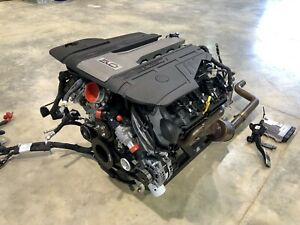 2019 Mustang 5 0 Gt Coyote Engine 10r80 10spd Automatic Transmission Gen 3