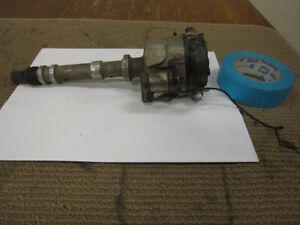 Mallory Dual Point Distributor Yc310hp Small Block Chevy Hotrod Vintage