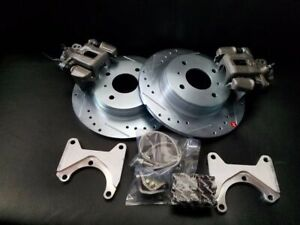 Datsun Z 240z 260z 280z New Maxima Rear Disc Brake Conversion Full Kit 70 78