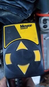 New Meyer Meyers 22154 4 Way Touch Pad Snow Plow Controller 6 Pin