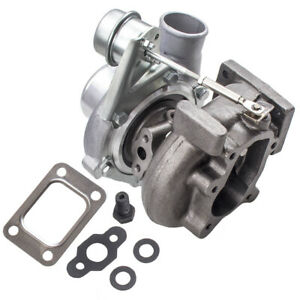Gt2871 T25 T28 Flange Universal Turbo Charger 0 6 A r 0 64 A r 5 bolt Flange