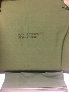 Military Truck Parts Front Seat Bottom Cushion M998 Nsn 2540 01 313 0678