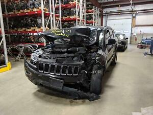 Front Differential Carrier Out Of A 2014 Jeep Grand Cherokee With 19 775 Miles