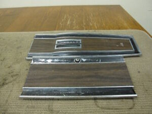1969 1970 Charger Roadrunner Gtx Console Top Plate Shift Plate Automatic