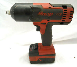 Snap on Ct8850 18v Monster Lithium 1 2 Impact Wrench With Battery