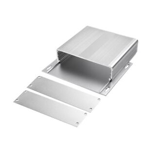 Split Aluminum Box Enclosure Case Electronic Big Diy 6 28 8 05 1 96 l w h
