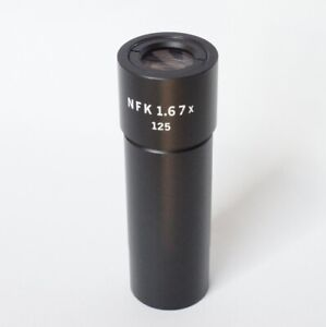 Olympus Nfk 1 67x Photo Eyepiece For Bh2 Series Microscope