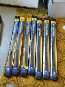 7 Goodyear Assurance Wiper Blades 5 22 And 2 20s New In Package