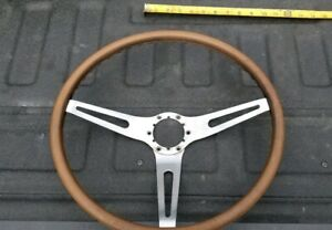 Comfort Grip Sport Wheel 1969 1975 Corvette 1969 1970 Chevelle Tan Original Gm