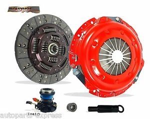 Hd Clutch Kit Set Stage 1 Bahnhof For 95 97 Ford Bronco F150 F250 F350 V8 5 8l