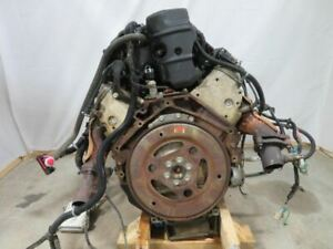 09 5 3 Liter Ls Engine Motor Ly5 Gm Chevy Gmc 74k Complete Drop Out Ls Swap