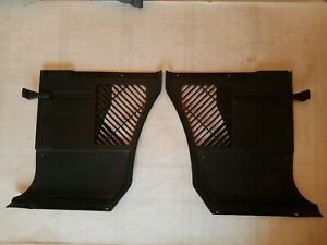 1968 1969 1970 Amx Javelin Kick Panel Vent Set