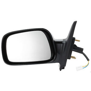 2003 2008 Toyota Corolla Driver Side Powered Mirror Assembly