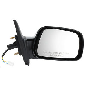 2003 2008 Toyota Corolla Passenger Side Powered Mirror Assembly