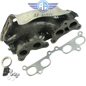 Exhaust Manifold With Gasket Kit For Toyota 4runner Tacoma T100 Truck 2 4l 2 7l