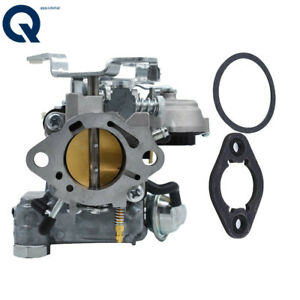 New Carburetor Type Fit For Rochester Gm 1 Barrel 6 Cylinder Usa