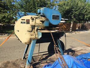 15 Ton Wiedemann R 4p Electric Turret Punch 12 Station With 10 Assembly Tools