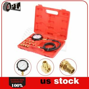 Star Products Transmission And Engine Oil Pressure Tester Tu16a 500psi 42