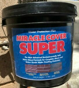 Miracle Cover Super 1 Gallon Silicon Rubber Coating