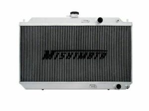 Mishimoto Aluminum Racing Radiator 90 93 Acura Integra Manual Transmission