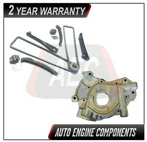 Timing Chain Kit Oil Pump Fits Ford Excursion Expedition 5 4l Triton