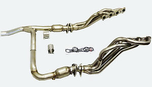 Maximizer Long Tube Header For 1999 To 2003 Ford F 150 Triton 4 6l 5 4l 2wd 4wd