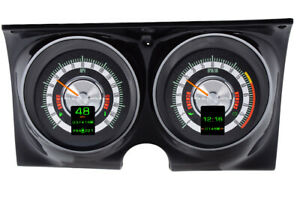 1968 Chevy Camaro Pontiac Firebird Dakota Digital Rtx Retrotech Dash Gauge Kit