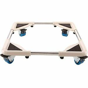 Telescopic Furniture Dolly With 8 Locking Rubber Swivel Wheels size Home