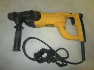Dewalt D25203 1 Corded Electric Sds Plus Rotary Chipping Chisel Hammer Drill