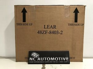 2015 2017 Ford Mustang Seat Cover Upper Back Leather L0372551aa17gy2 Oem