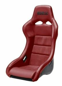 Sparco Qrt Performance 2019 Red Leather Seat 008006rrs