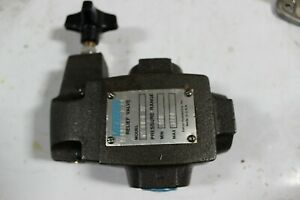 Vickers Ct06c50 Hydraulic Relief Valve New 590538