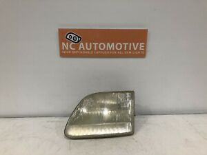 1997 1998 1999 2000 2001 2002 Ford Expedition Headlight Driver Left Oem C90