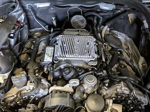 2011 Mercedes E350 4matic 3 5l Engine Motor With 62 370 Miles