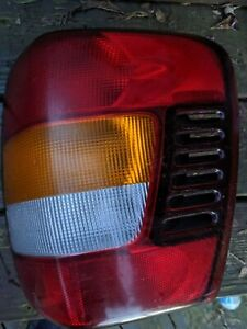 For 1999 2000 2001 Jeep Grand Cherokee Tail Light Taillamp Passenger Side