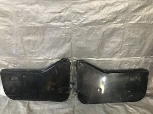 87 95 Jeep Wrangler Yj 81 86 Cj7 8 Half Doors Factory Steel Black And Gray