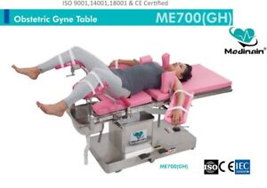 Gynaecology Obstertrics Operation Table Gyne Surgical Operating Table Ot Table