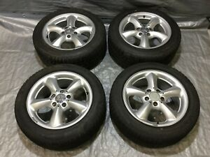 2001 2004 Mercedes Benz R170 Slk Wheels Rims W Tires 16 Set Of 4 Sk103