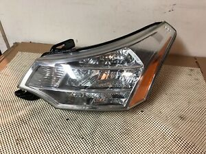 2008 09 10 11 Ford Focus Headlight Halogen Driver Side Oem Clean
