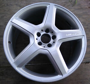 21 Amg Mercedes Benz Coupe Gle class Oem Wheel Rim 1474013400 Front