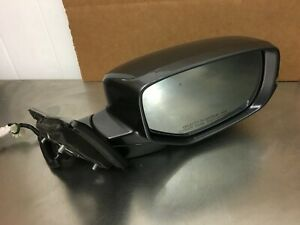 2013 2017 Honda Accord Coupe Right Side Door Mirror Oem Camera