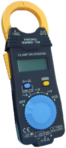 Hioki 3280 10 Fmi Digital Clamp On Meter For Ac Only