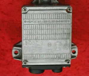 Mercedes benz Ignition Control Box Bosch 0 227 100 023 001 545 86 32 As New