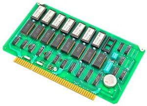 Teltec 244842 001 Plug in Manufacturing Pcb Memory Board Component Assembly
