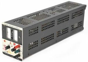 Kepco Jqe 75 1 5mvp 0 75v 0 15amps 100w Ate 1 4 Rack Stabilized Power Supply