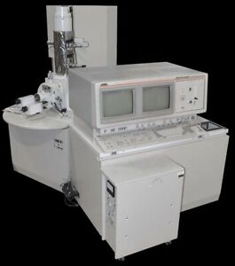 Jeol Jsm 6320f Lab Scanning Electron Microscope Optical Column Control As is