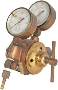 Airco Model 8456 Dual stage Compressed Oxygen Gas Regulator 2
