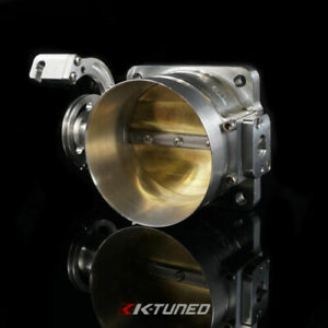 K tuned Universal Track1 90mm Throttle Body Domestic Style Mustang 5 0l