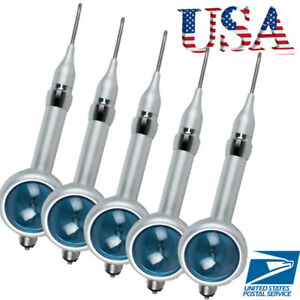 5x Dental Polishing Air Prophy Jet Teeth Air Polisher For Dentist 4 h Handpiece