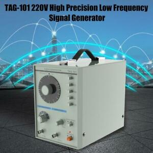 Tag 101 Durable Low Frequency Audio Signal Generator Signal Source 110v 240v